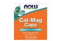 Минерали » NOW Cal-Mag, 120 Caps