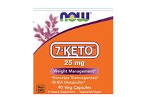 Термогенни фетбърнъри » NOW 7-KETO 25 mg, 90 Caps
