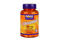 Глутамин » NOW Glutamine 1500 mg, 90 Tablets