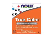 Всекидневни мултивитамини » NOW True Calm, 90 Veg Caps