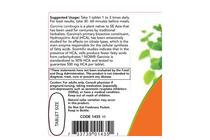 За потискане на апетита » NOW Garcinia 1000 mg, 120 Tablets