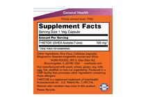Термогенни фетбърнъри » NOW 7-KETO 100 mg, 60 Caps