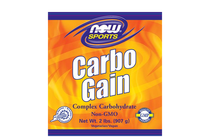 Гейнъри » NOW Carbo Gain Complex Carbohydrate, 908 g
