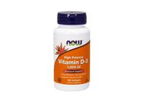 Витамини » NOW Vitamin D3 1000 IU, 180 Softgels
