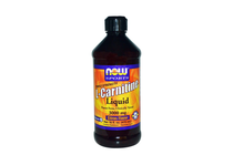 Л-Карнитин » Now L-Carnitine Liquid Citrus 3000 mg, 465 ml