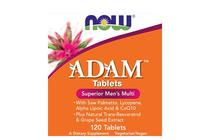 Всекидневни мултивитамини » NOW Adam Men's Vits, 120 Tablets