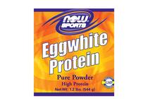 Яйчни протеини » NOW Eggwhite Protein, 544 g