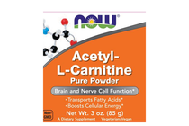 Л-Карнитин » NOW Acetyl L-Carnitine Powder, 85 g