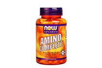 Комплексни аминокиселини » NOW Amino Complete 850 mg, 360 Caps