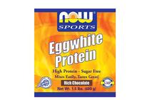 Яйчни протеини » NOW Eggwhite Protein, 680 g