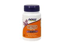 Термогенни фетбърнъри » NOW 7-KETO 100 mg, 30 Caps