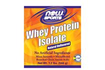 Суроватъчни протеини » NOW Whey Protein Isolate, 544 g