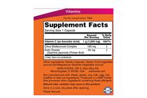 Витамини » NOW Vitamin C-1000, 100 Caps
