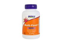 Всекидневни мултивитамини » NOW Multi-Food 1, 90 Tablets