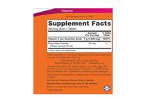 Витамини » NOW Vitamin C-1000, 250 Tablets