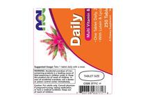 Всекидневни мултивитамини » NOW Daily Vits Multi, 250 Tablets