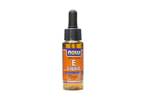 Витамини » NOW Natural Vitamin E Liquid, 30 ml