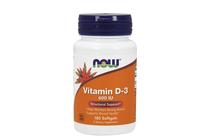 Витамини » NOW Vitamin D3-400 IU, 180 Softgels
