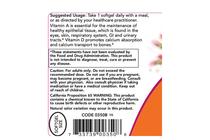 Витамини » NOW Vitamin A & D 10000/400 IU, 100 Softgels