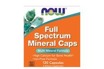 Минерали » NOW Full Spectrum Minerals, 120 Caps