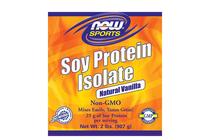 Растителни протеини » NOW Soy Protein Isolate, 908 g